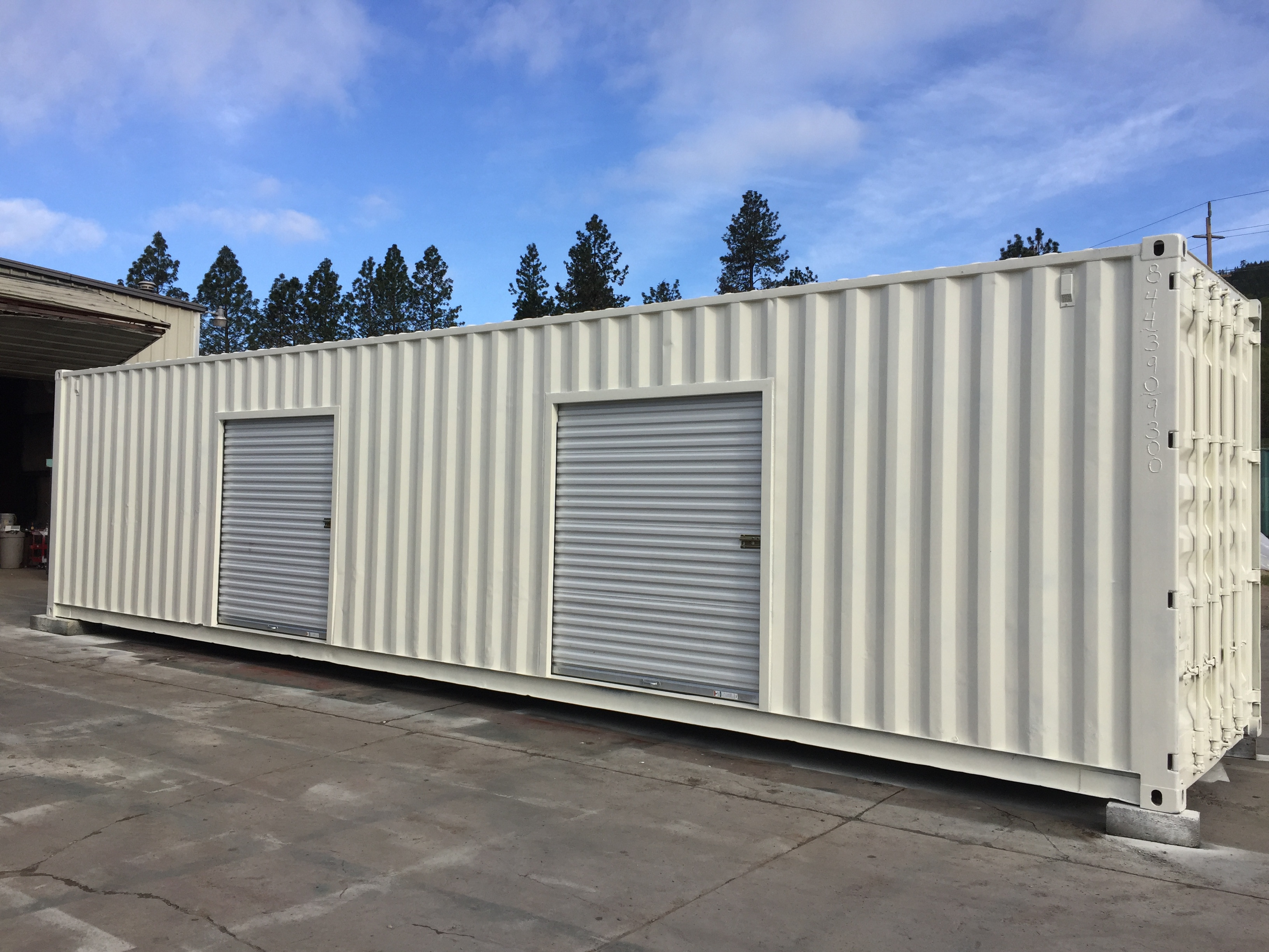 Oregon Cargo Containers Inc. (844) 390-9300